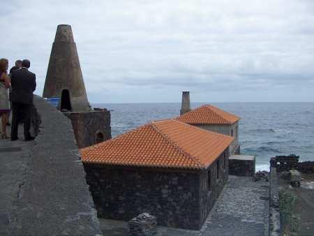 Lime Kiln near Puerto Espindola, San Andres y Sauces, La Palma