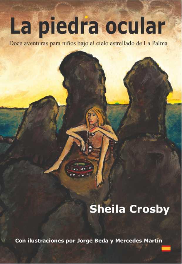 Cover for La piedra ocular